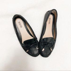 Michael Kors Black Loafers